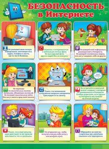 Безопасность в Интернете (детям) памятка 1